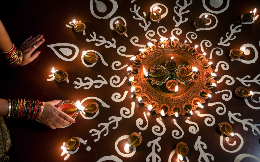 Happy Diwali! New Moon in Libra